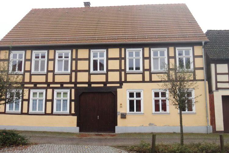 Fachwerkhaus in Neustadt (Dosse)
