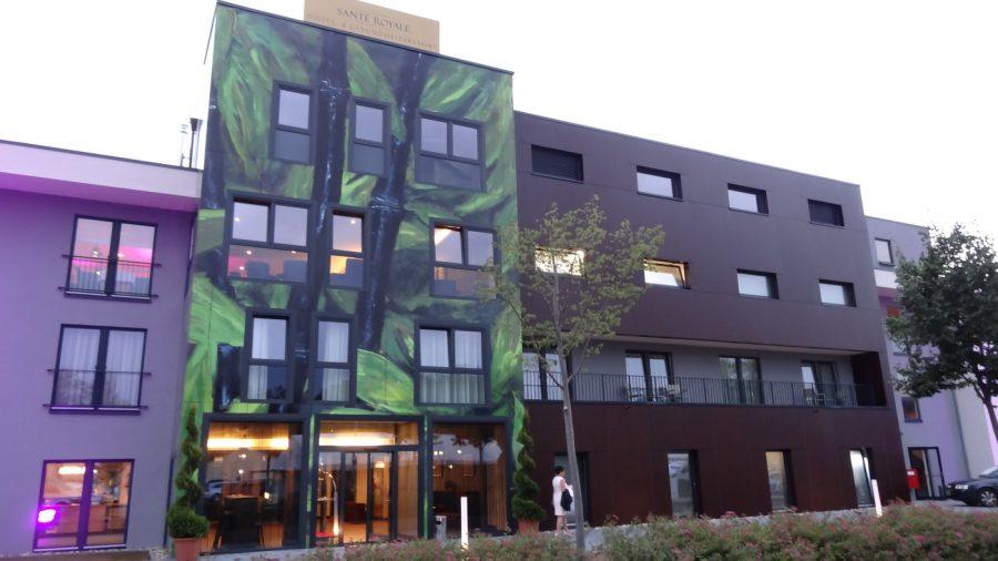 Bad Langensalza Hotel Sante Royale Gesundheitsresort